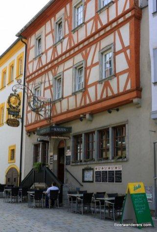 half-timbered pub