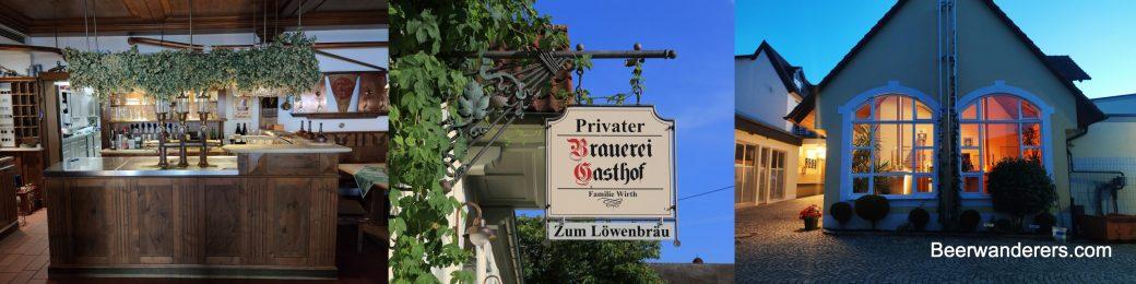 neuhaus adelsdorf löwenbräu banner