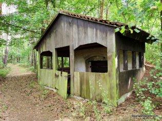 shelter for old beer storage cellar