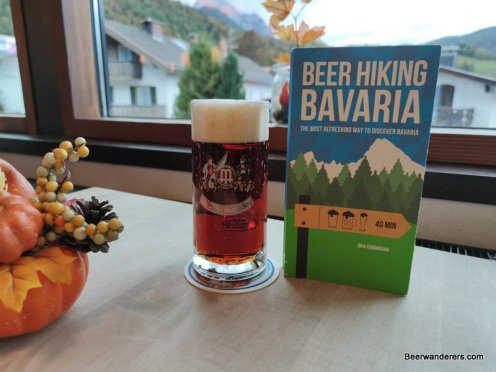 beer and beer hiking book
