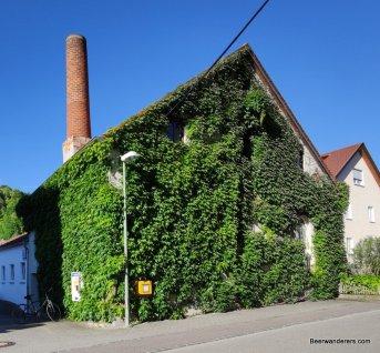 brwery with chimney