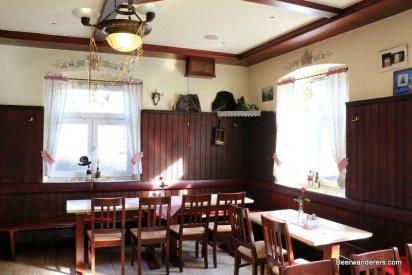 brewery pub interior
