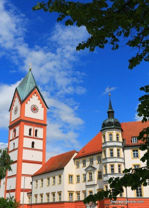 monastery exterior