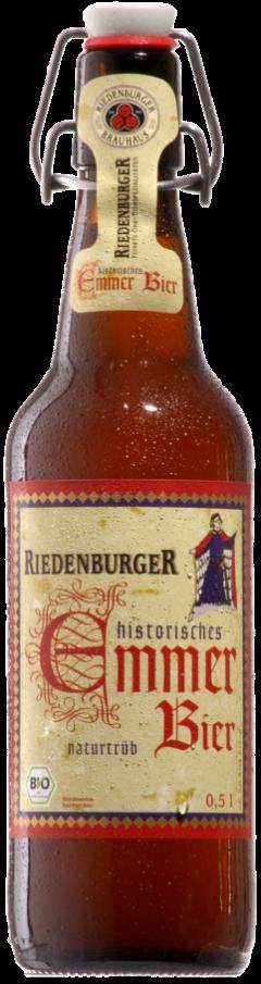 riedenburger emmer bier bottle