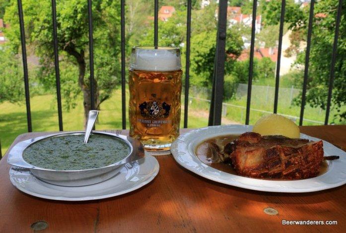 pork shoulder roast with beer