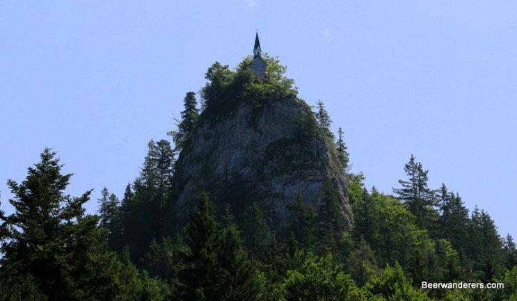 chapel on peak