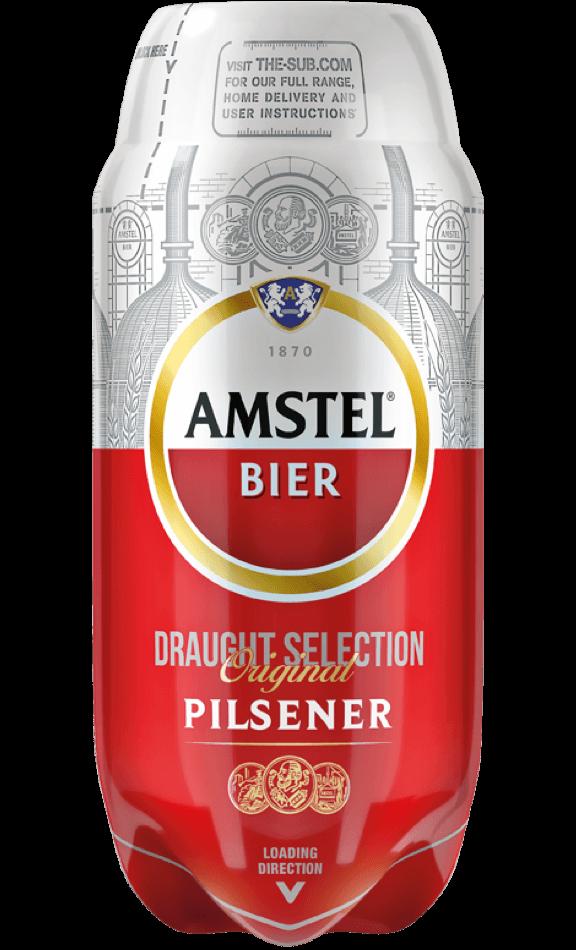 Amstel TORP - Fusto da 2L