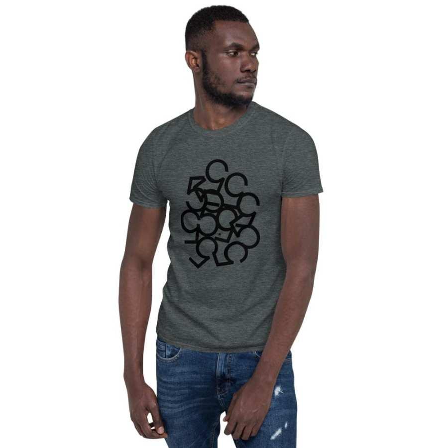 unisex basic softstyle t shirt dark heather front 60328b765fd5a