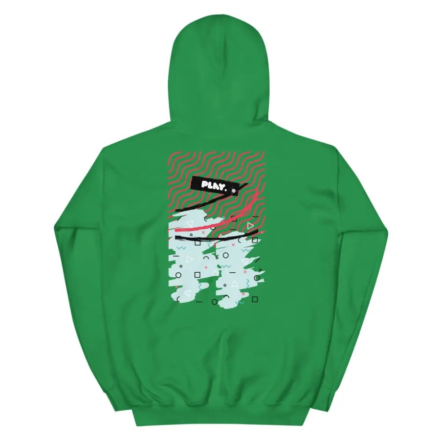 unisex heavy blend hoodie irish green back 60325c951a097
