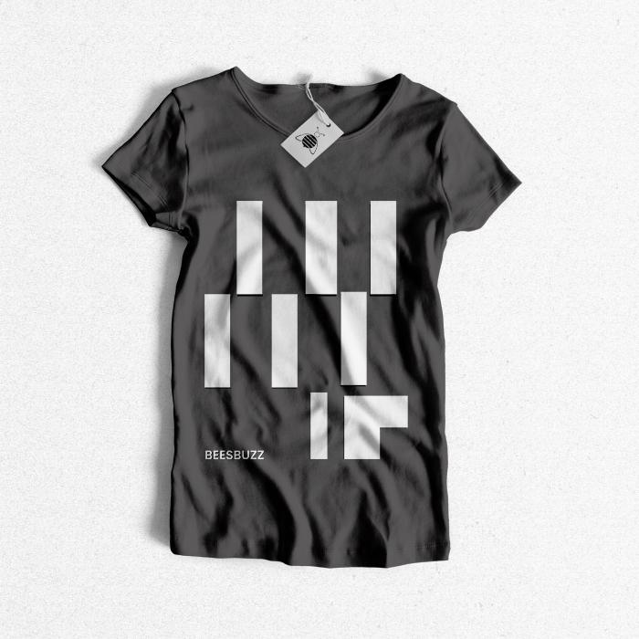 BC abstract lines dark grey