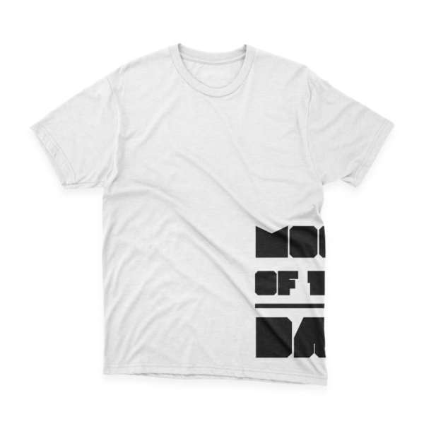 """Men's t shirt """"mood of the day""""high quality"""