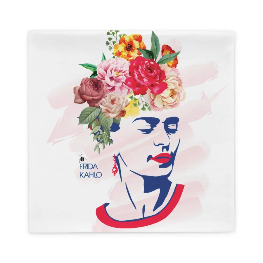 """Couch pillow case """"Frida"""" high quality"""