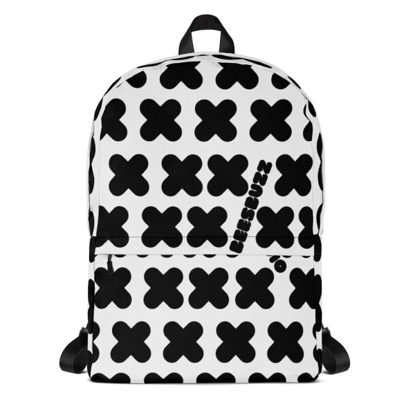 Backpack with all over print high quality