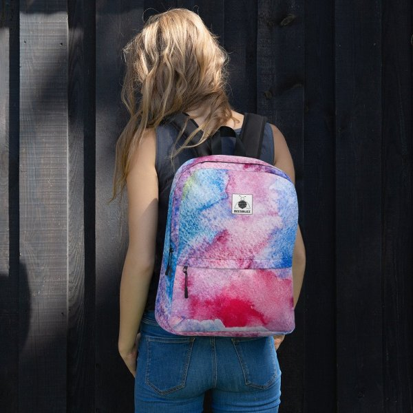 """Backpack """"colors"""" high quality"""