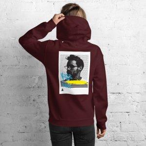 unisex heavy blend hoodie maroon back 6141f87f8be24