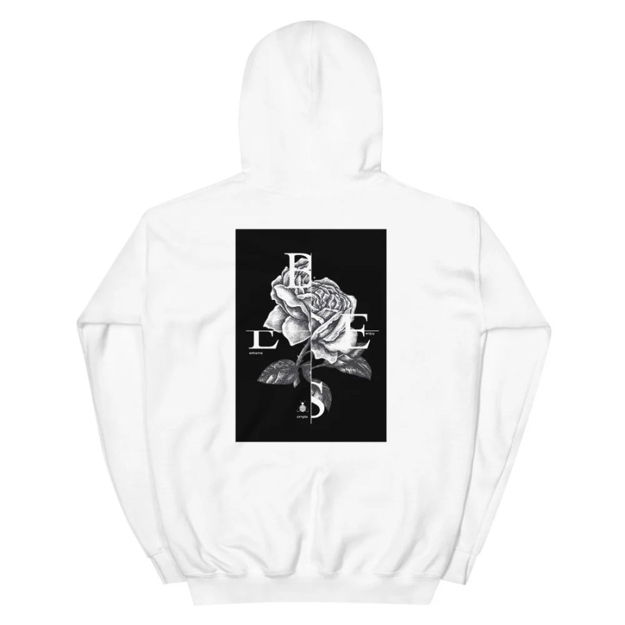 "Women hoodie ""Rose"" high quality"