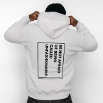"""Women Hoodie """"quote 2"""" high quality"""