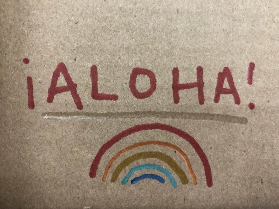 Aloha from the HUB