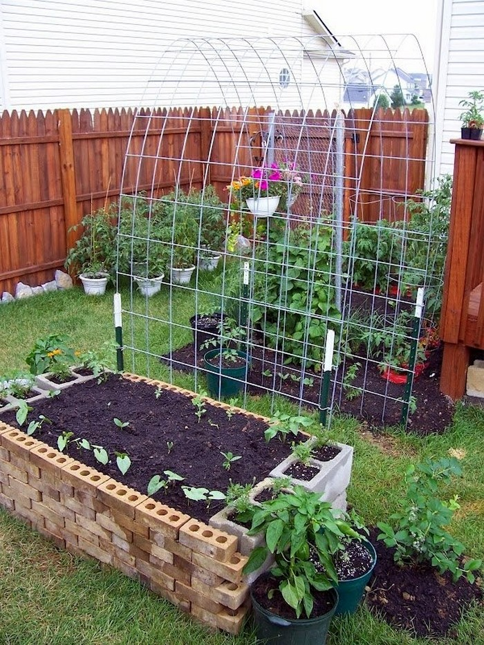 How Build Raised Tomato Garden