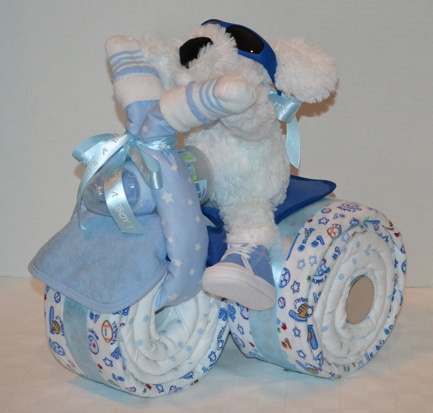Why To Make Baby Shower Diaper Cakes