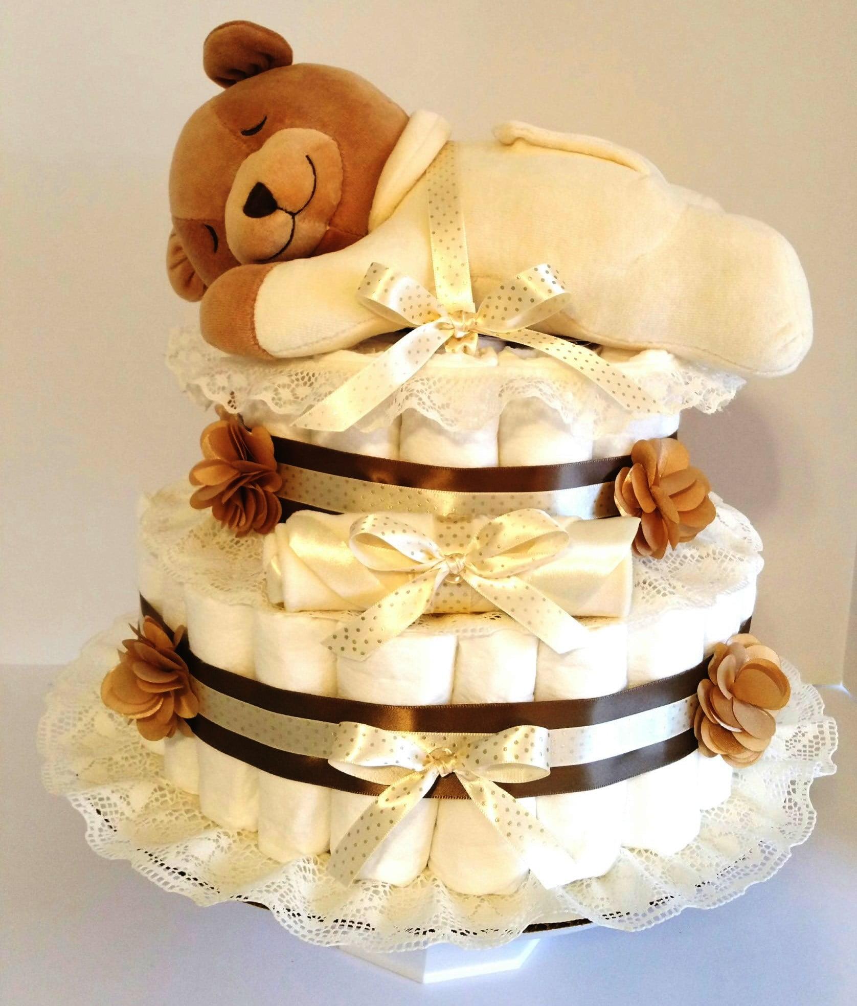 Baby Ser Pamper Cake Ideas