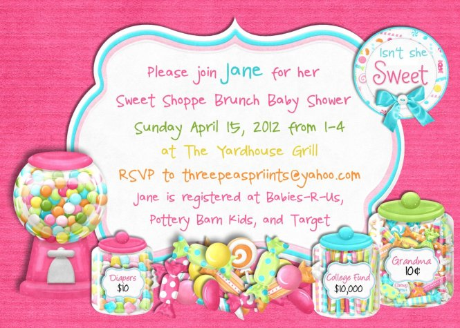 Baby Shower Invites For Free