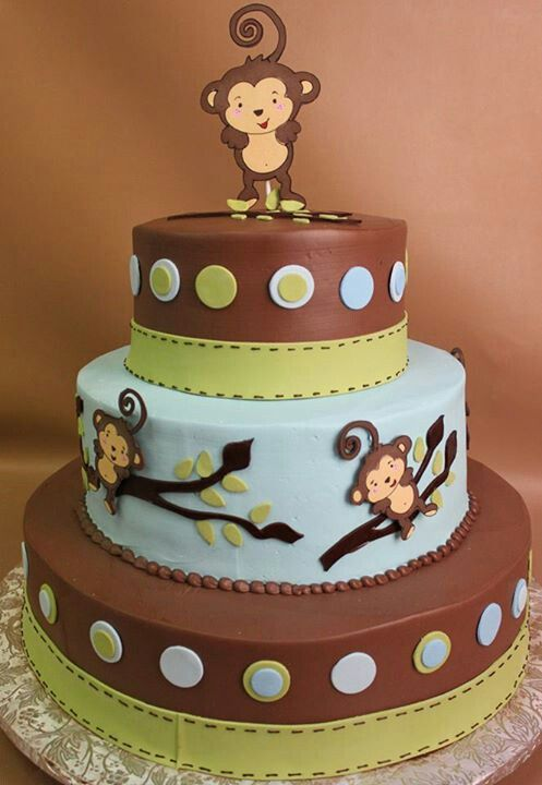 Banana Cake Decoration Ideas