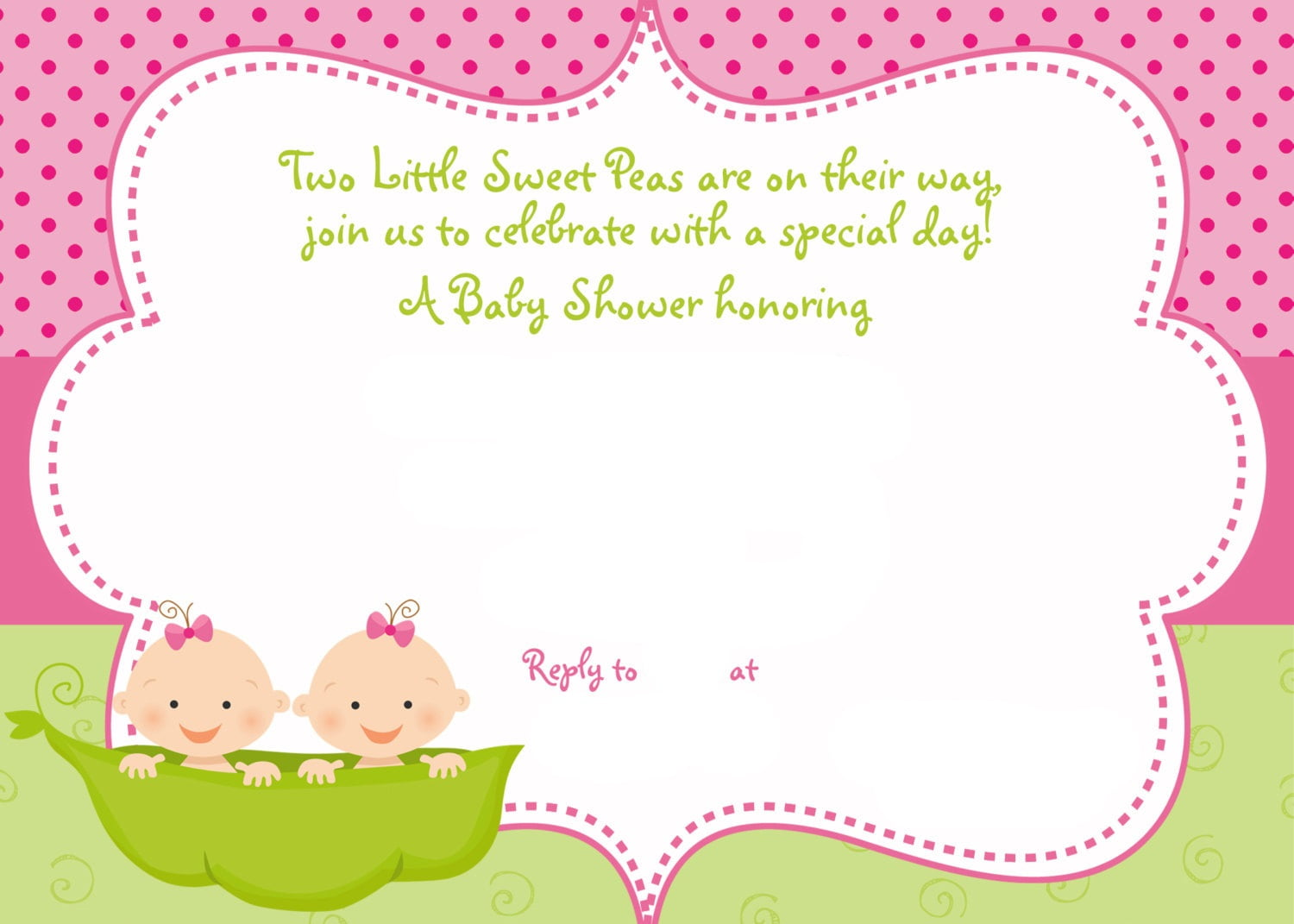 Make Free Baby Shower Invitations Online