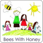 Bees With Honey