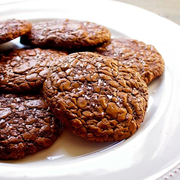 Salted Chocolate Rye Cookies Beets Amp Bones