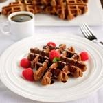 buckwheat-waffles