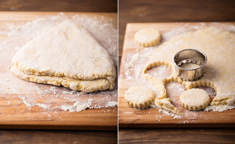 einkorn biscuits recipe