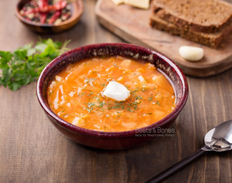 one pot russian cabbage soup shchi