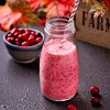 paleo cranberry smoothie