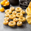 einkorn lemon donuts