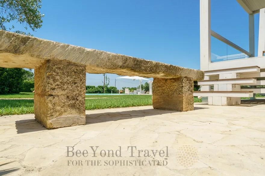 Villa Afrodite, quintessential luxury villa in Otranto