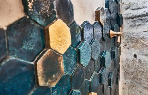 Beautiful Tiles details High End Bathroom