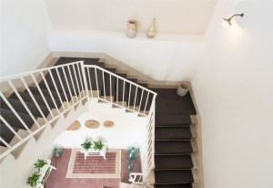 Palazzo San Giovanni Stairs From Above BeeYond Travel