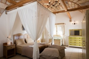 Bedroom extravagant Villa