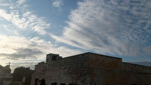 Blue Sky in Puglia