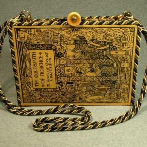 The Goldsmith of Florence Laptop Purse