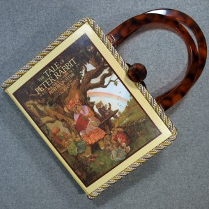 The Tale of Peter Rabbit Tablet book Purse