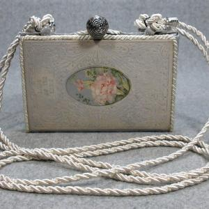 The Lady of the Lake Mobile Phone Book Purse