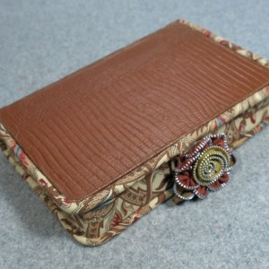 Under the Deodars Vintage Book Memory Box