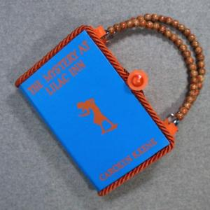 Nancy Drew The Mystery At Lilac Inn Book Hand Purse