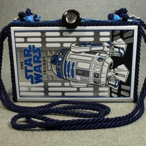 Star Wars Trilogy: R2D2 Book Shoulder Purse