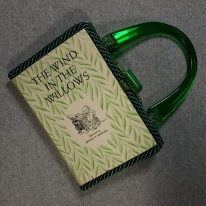 The Wind in The Willows Vintage Book Hand Purse