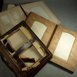 Victorian Photo Album Memory Box