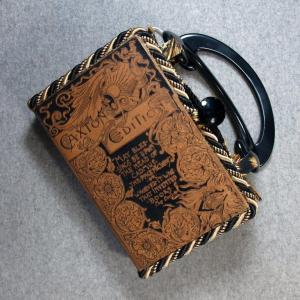 The Scottish Chiefs Vintage Book Hand Purse