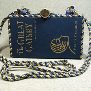 The Great Gatsby Vintage Book Purse